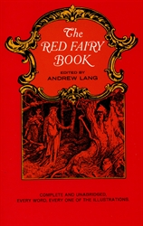 Red Fairy Book