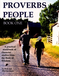 Proverbs People Book One