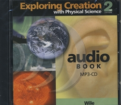 Exploring Creation With Physical Science - Audio Book