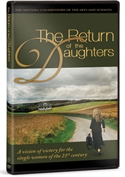 Return of the Daughters - DVD