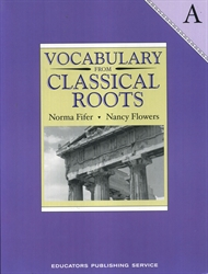 Vocabulary From Classical Roots A