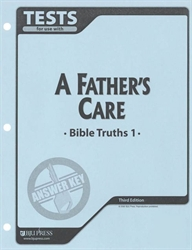 Bible Truths 1 - Test Answer Key (old)