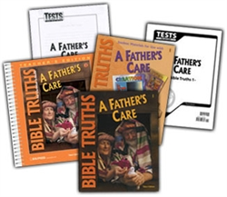 BJU Bible Truths 1 - Home School Kit (Old)