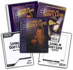 BJU Bible Truths 5 - Home School Kit (old)