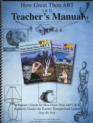 How Great Thou Art I & II - Teacher Manual