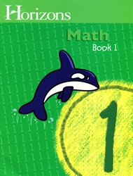 Horizons Math 1 - Book One