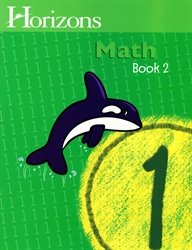 Horizons Math 1 - Book Two
