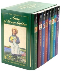 Anne of Green Gables - Boxed Set