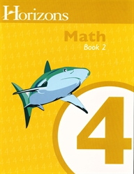 Horizons Math 4 - Book Two